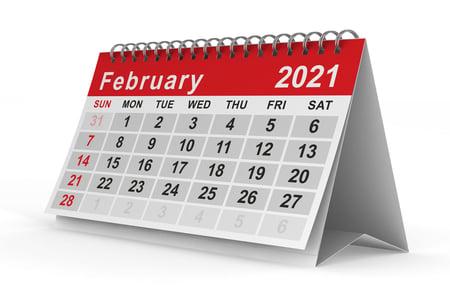February -1