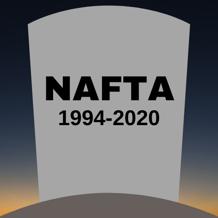 NAFTA tombstone