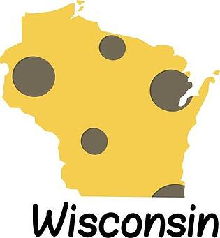 Wisconsin_map_with_swiss_cheese_holes_from_123rf