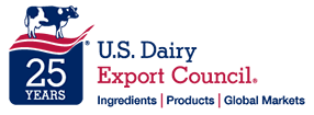 U.S. Dairy Export Council; Ingredients, products, global markets